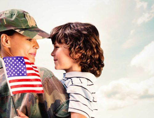 Military Divorce & Child Custody Concerns