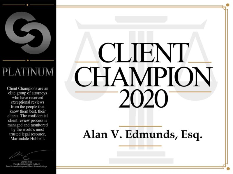 Client Champion 2020 Platinum